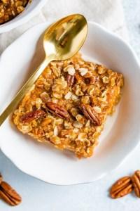 sweet potato baked oatmeal recipe